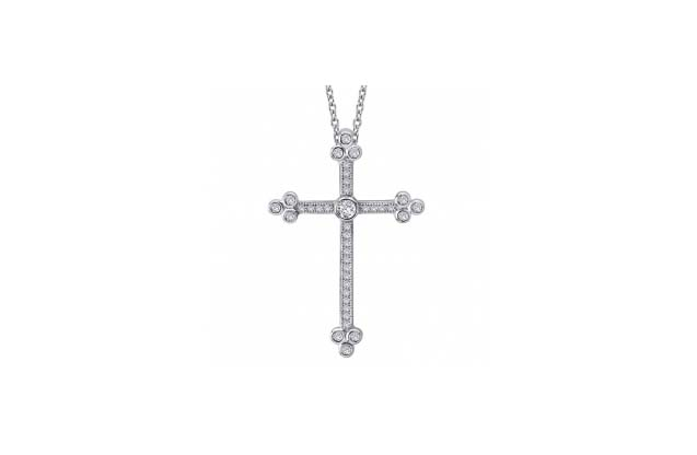 Lafonn Jewelry - Cross2.jpg - brand name designer jewelry in Edenton, North Carolina