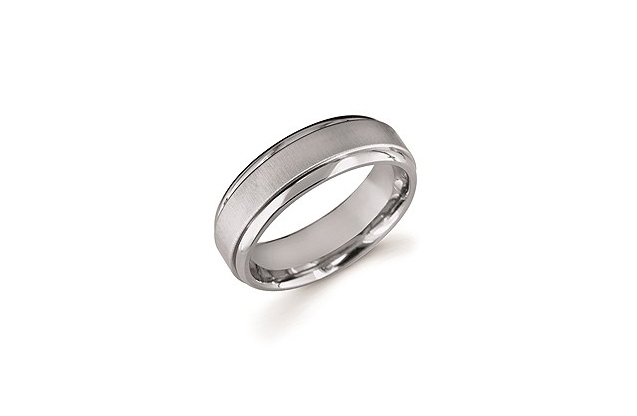 Ostbye Mens Wedding Bands - UF102T.jpg - brand name designer jewelry in Edenton, North Carolina