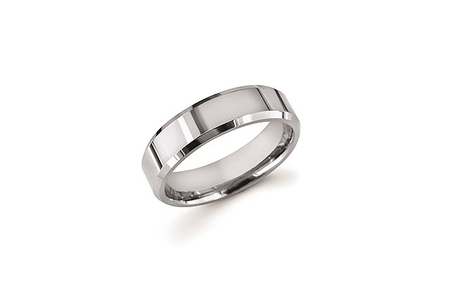 Ostbye Mens Wedding Bands - UF105T.jpg - brand name designer jewelry in Edenton, North Carolina