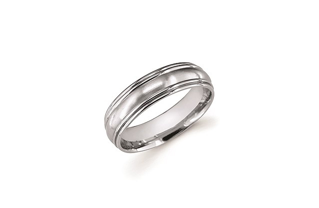 Ostbye Mens Wedding Bands - UF107T.jpg - brand name designer jewelry in Edenton, North Carolina