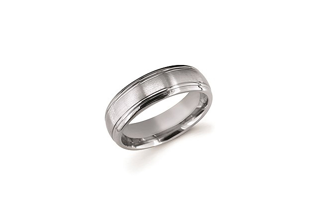 Ostbye Mens Wedding Bands - UF109T.jpg - brand name designer jewelry in Edenton, North Carolina