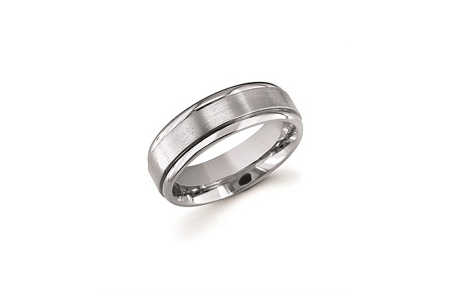 Ostbye Mens Wedding Bands - UF110T.jpg - brand name designer jewelry in Edenton, North Carolina