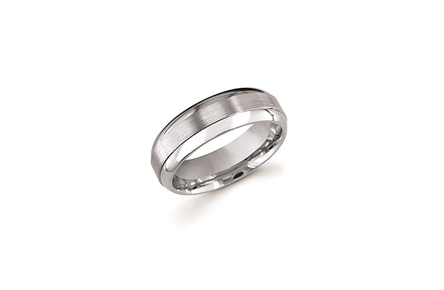 Ostbye Mens Wedding Bands - UF111T.jpg - brand name designer jewelry in Edenton, North Carolina