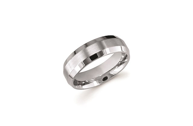 Ostbye Mens Wedding Bands - UF112T.jpg - brand name designer jewelry in Edenton, North Carolina