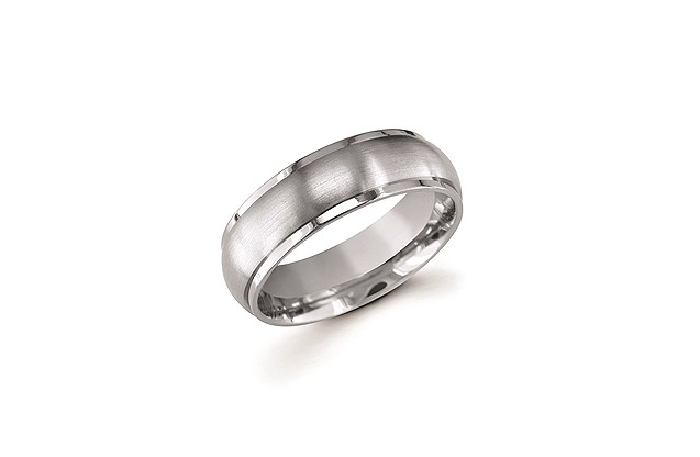 Ostbye Mens Wedding Bands - UF113T.jpg - brand name designer jewelry in Edenton, North Carolina